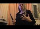 Обзор Kizlyar Supreme Sturm и City Hunter от блондинки