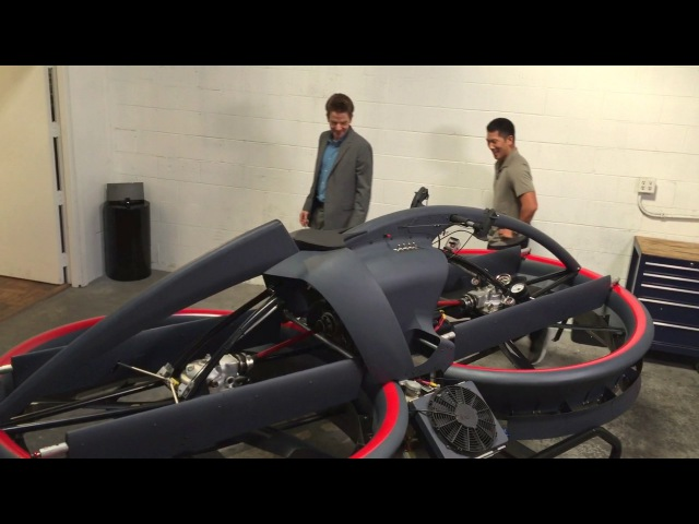 AERO-X Hoverbike | The Henry Fords Innovation Nation