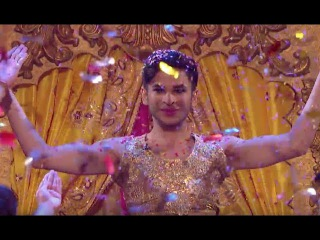 London School of Bollywood With A Dynamic Performance   Semi Final 3   Britain's Got Talent 2017