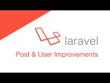 Laravel 5.2 PHP Build a social network - User Logout &amp Fixing Post Deletion