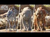 The Jungle Book 'Creating the Animals and the Jungle' - VFX Breakdown by MPC (2016)