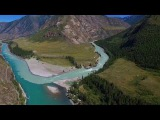 Алтай. Реки, озера и горы Rivers lakes moutains of Altai