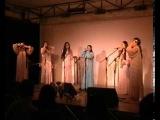 Saina singer and Degeren Ethnic concert in KC Dom,   Moskow