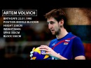 Artem Volvich - Incredible Spike: 355 | Block: 335 | Height: 208cm