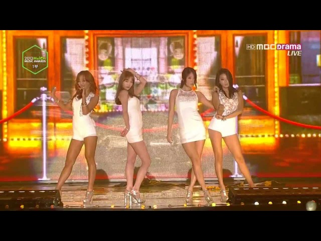 131114 SISTAR - Miss Sistar Gone Not Around Any Longer Give It To Me @ 2013MMA [1080P]