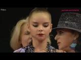 Dina Averina Hoop EF - EC Budapest 2017