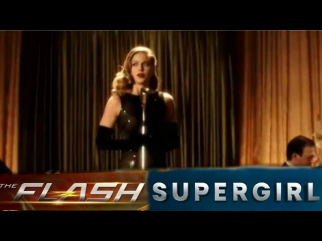 The Flash and Supergirl Musical Crossover