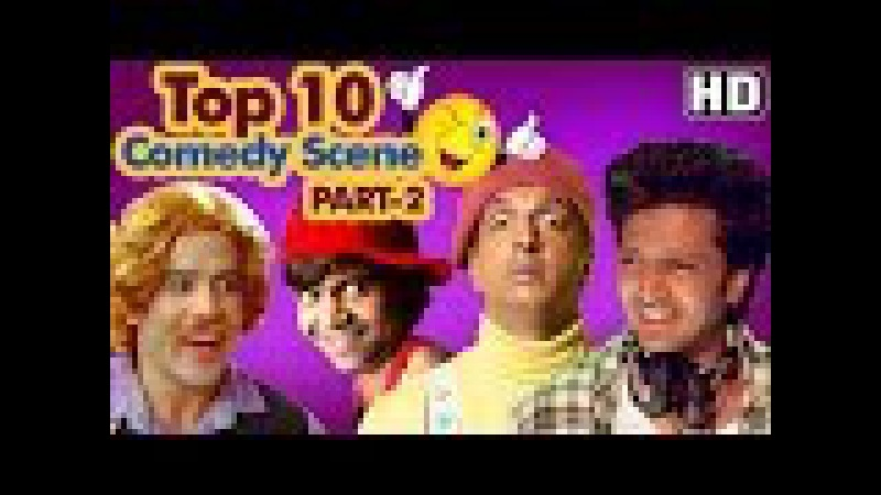 Top 10 Comedy Scenes Ft - Johnny Lever | Govinda | Kadar Khan | Paresh Rawal | Rajpal | IndianComedy