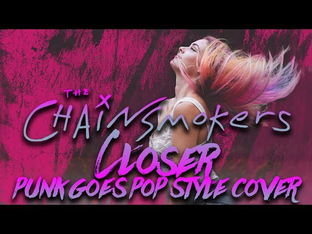 The Chainsmokers - Closer [Band: From Lambs To Lions] (Punk Goes Pop Style Cover)