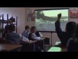Песня посвящается к второй мировой войны. Кино идёт ( Той весной) детский хор