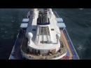 Как устроен самый большой круизный лайнер Anthem of the Seas (Гимн морей)