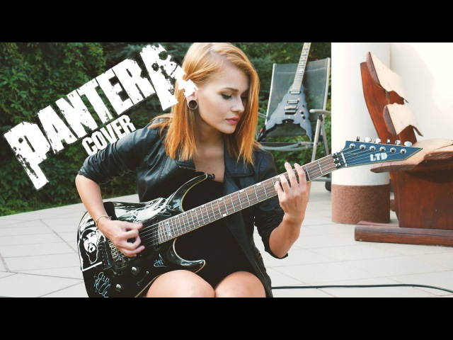Pantera - Revolution Is My Name (cover by Ada)
