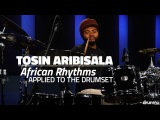 Tosin Aribisala African Rhythms Applied to the Drumset - FULL DRUM LESSON (Drumeo)