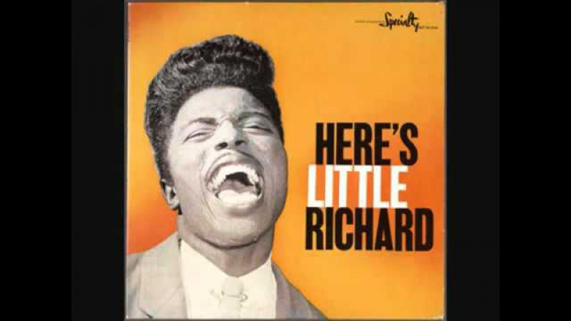 Little Richard - Tutti Frutti (High Quality)