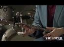 Vic Firth: история барабанов. Часть 3. 1900, педаль для бас-бочки