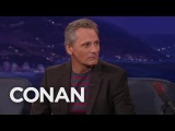 Viggo Mortensens Pet Duck - CONAN on TBS