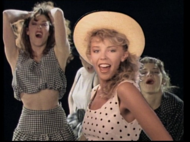 Kylie Minogue - The Loco-motion - Official Video