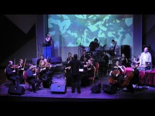 Другой Оркестр plays Bristol Sound, Portishead - It's a Fire, ЦК Урал, Екатеринбург, 2016.10.29