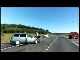 Авария в Татищевском районе Саратовской области