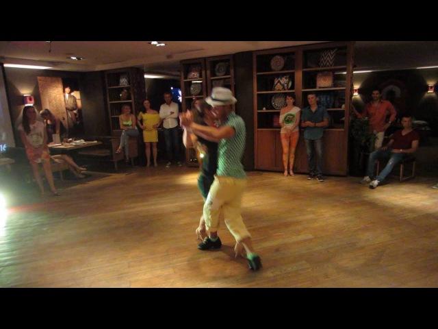 2016 08 21 sambafanaticos 4 party samba battle 1 Yuri Anna