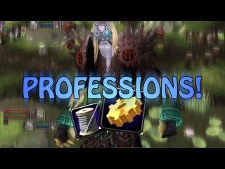 Cobrak: PvP профессии в WoW | Почему Портняжное и Инженерное дело?