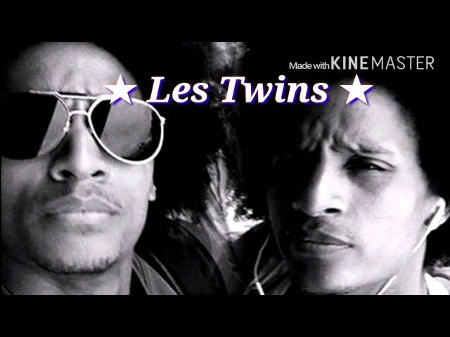 Les Twins ★ Not Nice YoungSavage Remix ★