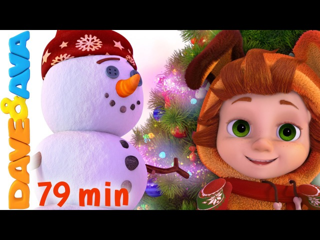🎅 Jingle Bells | Christmas Carols | Christmas Songs Collection from Dave and Ava 🎅