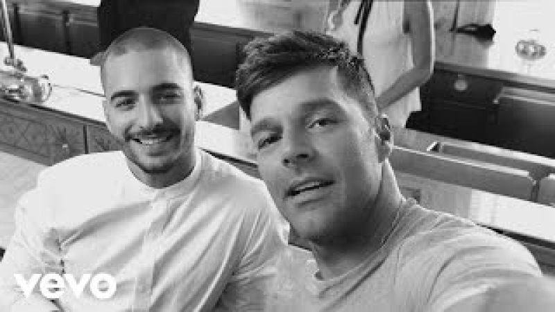 Ricky Martin - Vente Pa Ca (Official Video) ft. Maluma