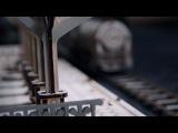 Поезд, платформа и рельсы от UGears