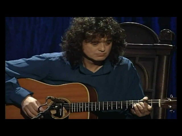 The Rain Song - Jimmy Page Robert Plant- HD