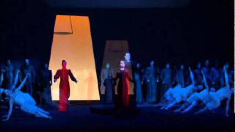 Nume custode e vindice - Marco Berti, Orlin Anastassov. Brussels. 2004 (from Verdi's Aida)