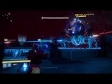Aksis stunned to ass