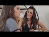 Remy Lacroix and Ariella Ferrera  Naughty daughter