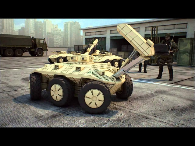 Dahir Insaat: Combat Robot (in Russian) - FULL
