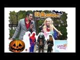 Хэллоуин. Джокер и Харли Квинн. ТВ-шоу Уфимский купидон. Отряд самоубийц Пародия