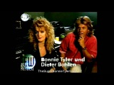 Bonnie Tyler and Dieter Bohlen in Studio Interview (RTL LOWEN 1993) HD REVAMPED UPCONVERTED
