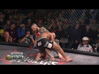 California Extreme Fighting NIGHT OF CHAMPIONS Vardan Barbarian Sholinian Mike Jasper