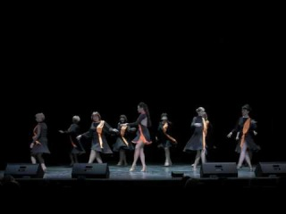 Latina Dance Family - Lady | Отчётный концерт Нам 3 года! 26.01.17 | Школа танцев Dance Family