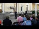 Павловск 23 07 2017 выступление Михаила Хасина