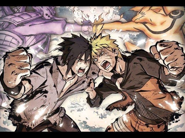 Naruto VS Sasuke Final Battle「AMV」- Try To Fight It