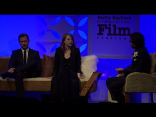 SBIFF 2017 - Emma Stone Discusses Facing Rejection