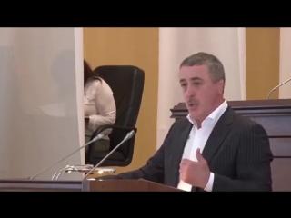 Позиция 08.06.2017г. Выступление А.С. ФАДЗАЕВА на ИТОГОВОМ Заседании
