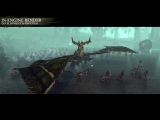 Total War- WARHAMMER - Introducing... Glade Lord  Forest Dragon
