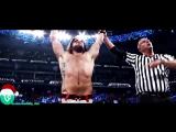 AJ Styles (c) vs. Dean Ambrose vs. John Cena [No Mercy 2016]