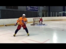 Хоккеист Александр Овечкин готовится к Кубку мира