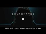 Рекламный тизер-трейлер Xbox Project Scorpio