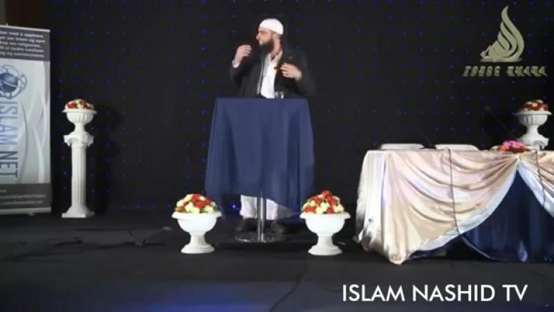 В раю не будут молиться - Мухаммад Хоблос - напоминание братья и сестры -.mp4