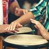 Конга: мастер-класс в школе Drumtrain