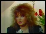 Алла Пугачева - Интервью 1 (Ленинград, 1990, Live)