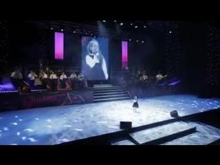 сложная еврейская песня идеально исполнена молдавской девочкой